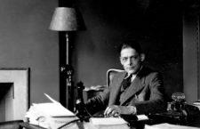 T. S. Eliot. Foto: Cordon Press.