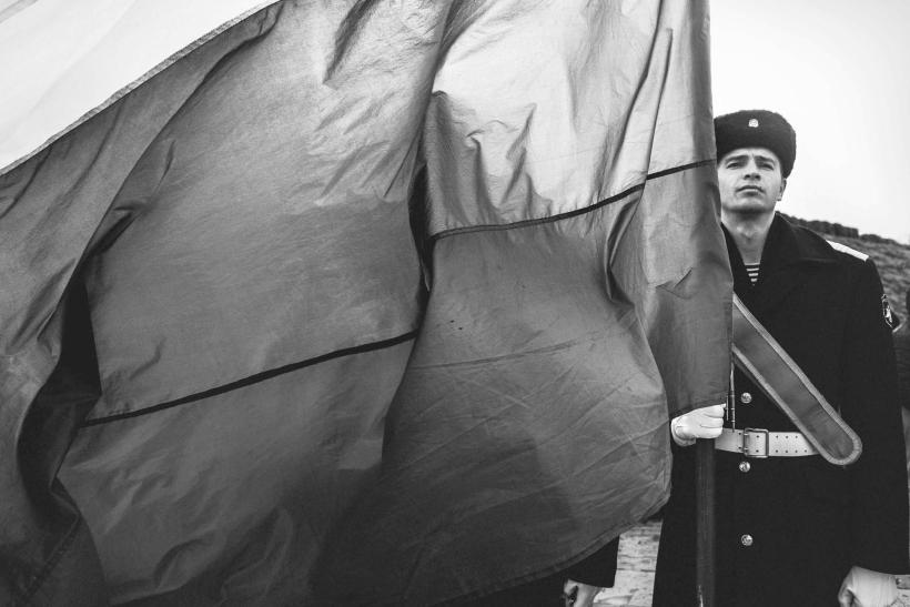arte ruso de la guerra