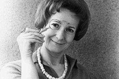 Wisława Szymborska. (DP)