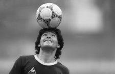 Diego Armando Maradona, 1986. Fotografía: Getty.