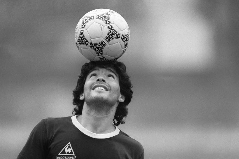 cuidar a Maradona