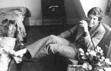 Leonard Cohen, 1974. Fotografía: Getty.