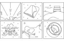 Guía de viaje para mundos imaginados