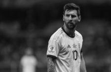 Lionel Messi. Foto: Cordon Press.