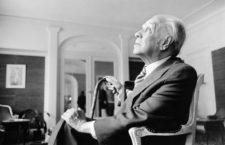 Jorge Luis Borges, 1979. Fotografía: Ulf Andersen / Getty.