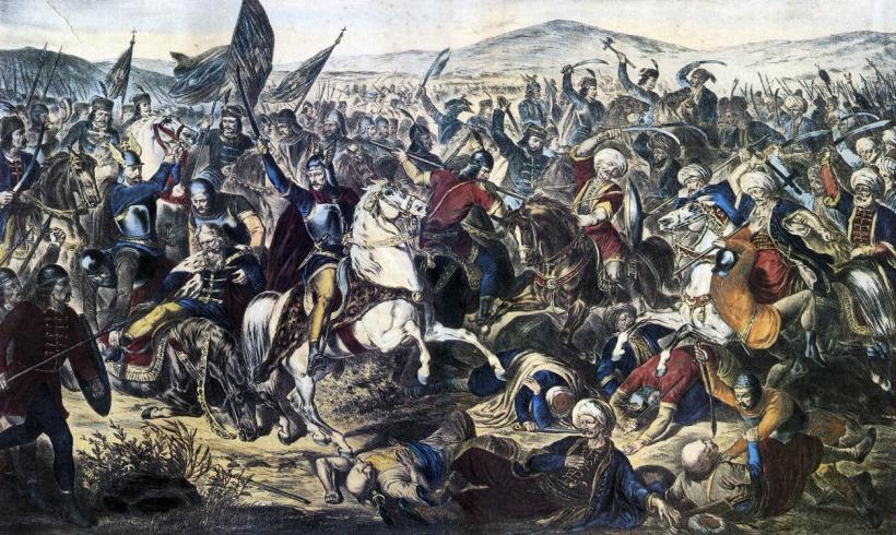 Batalla de Kosovo Polje
