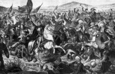 El sacrificio celeste de los serbios, Kosovo Polje (1389)