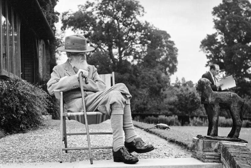 George Bernard Shaw Sweet Higgins