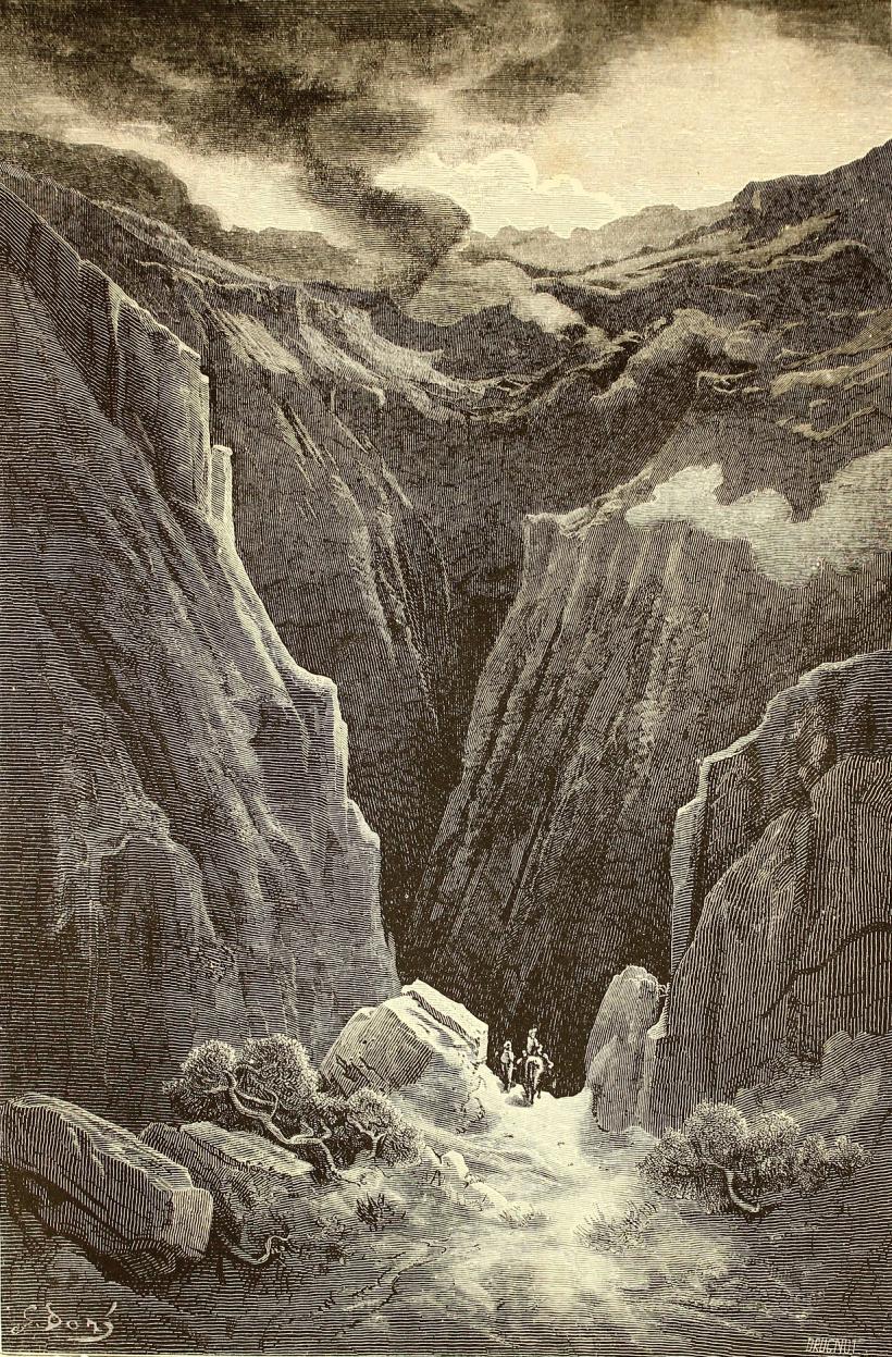 hazañas del fuego y la nieve