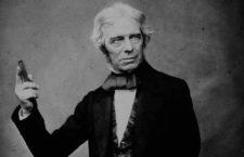 Michael Faraday. Wikimedia Commons
