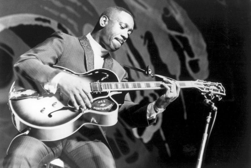 wes-montgomery guitar jazz