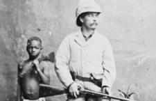 fotografía de Henry Morton Stanley en 1872 - Smithsonian Institution DP