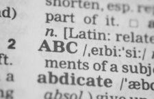 ¿Eres capaz de relacionar estas definiciones con su palabra en el diccionario?