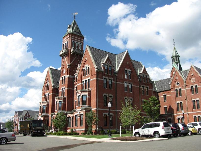 Hospital Estatal de Lunáticos de Danvers tratamiento moral