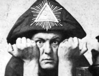 Aleister Crowley. Foto: Getty.