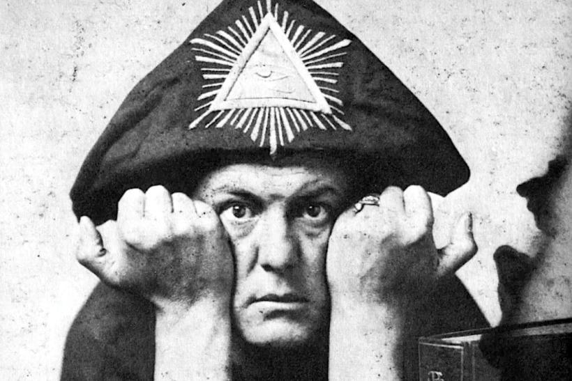 Aleister Crowley cefalú