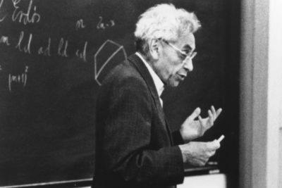 Paul Erdős. (DP)