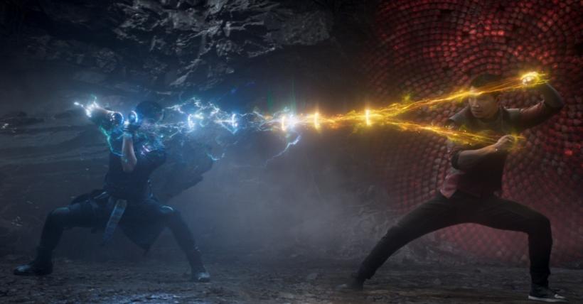 Shang-Chi y la leyenda de los Diez Anillos Marvel Studios
