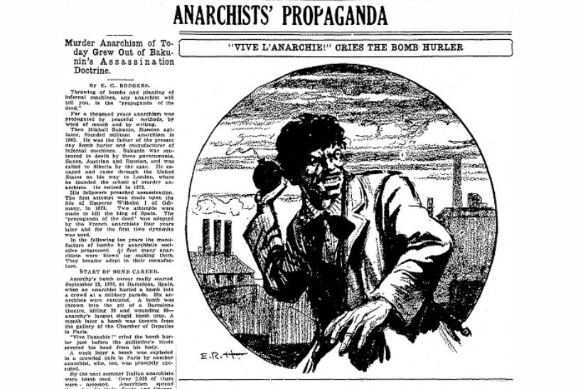 periodista anarquista