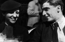 Robert Capa y Gerda Taro. Foto: Cordon Press.